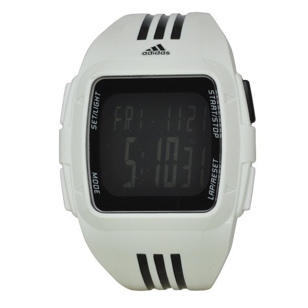 Adidas Duramo Men's White Strap Watch ADP6091