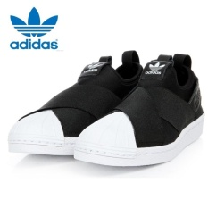 new arrival 1e61c 04f50 Adidas Originals Superstar Slip-on Shoes S81337 BlackWhite