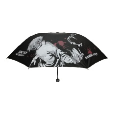 Anime - Tokyo Ghoul Folded Umbrella ( Black ) By Comic Alley.