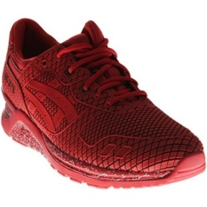 74c1ba243b ASICS Mens Gel-Lyte EVO NT Retro Running Shoe, Red/Red, US - intl