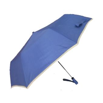 Automatic Umbrella Three-folding (DarkBlue)