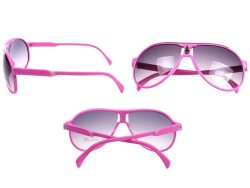 Aviator UV Protection Sun Glasses  Unisex Pink