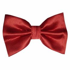 Bow Tie Gift Set(red) By Alpha Omega Impex.