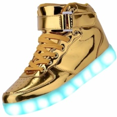 Children Boys Girls Running wings shoes Luminous Sneakers Led Light Up Kids sneaker - intlPHP861. PHP 864
