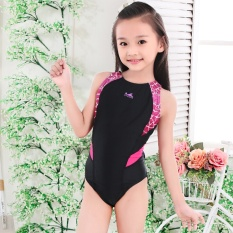 8e26d114456 Yingfa 2018 New Style women Profession Competition Training Joined Bodies  TRIANGLE Bathing Suit girl women Children
