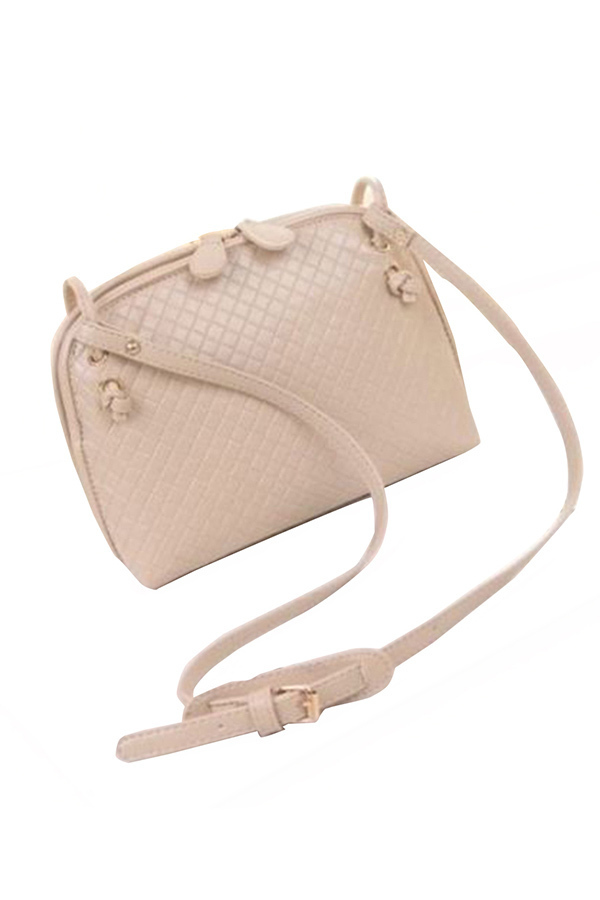 Buytra Faux Leather Cross Body Bag (Beige) product preview, discount at cheapest price