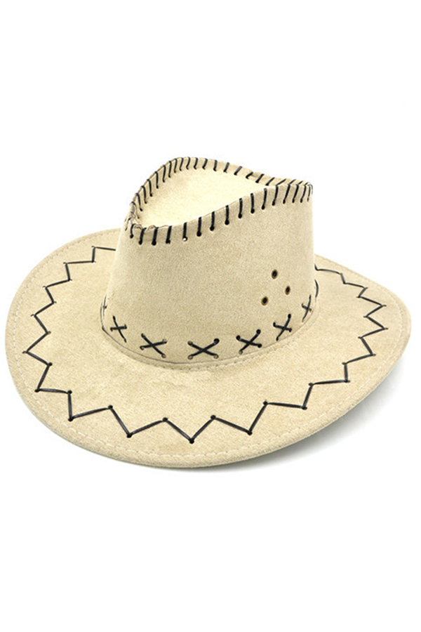 Buytra Unisex Hat  Cowboy Knight  Western Visor (Beige) product preview, discount at cheapest price