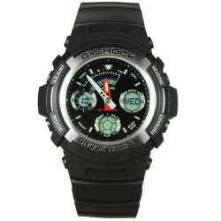 Casio G-Shock AW-590-1A LED Light Men's Watch / AW-590-1ADR
