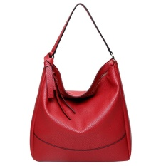 chechang Women Lady Fashion PU Leather Large Size Handbag Totes Shoulder Bag Satchel Messenger Bags,