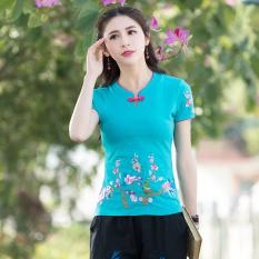 4a641ba185 2018 New Style Short-sleeve T-shirt for Women MIMZF women dress for women