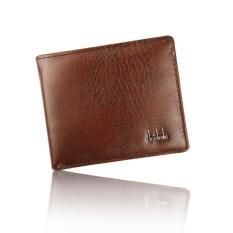 CocolMax Men Bifold Business Leather Wallet ID Credit Card Holder Purse Pockets BK - intl