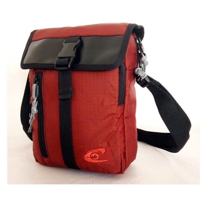 Conquer Sling Bag (Rust Brown) - thumbnail