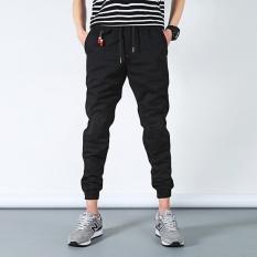 CStore 2017 New Fashion Men Korean Summer Harem Pan Ankle Lenth Pantsmaxi Leg Pan For Street