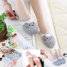 Cute Cat antiskid socks 1 Pair