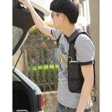 Cyber Anti-Theft Hide Underarm Shoulder bag Holster (Black) - thumbnail 5