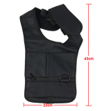 Cyber Anti-Theft Hide Underarm Shoulder bag Holster (Black) - thumbnail 1