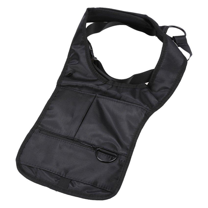 Cyber Anti-Theft Hide Underarm Shoulder bag Holster (Black) - thumbnail