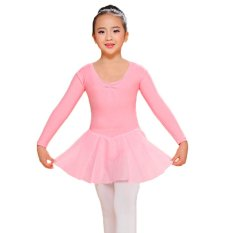 68acd3067d26 Cyber Arshiner Hot Child Kids Girl Cute Sweet Dancing Ballet Dress ( Pink )
