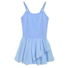 cae2f8655bac  Sale At Breakdown Price  Cyber Arshiner Little Girl Sleeveless Strap Cute  Camisole Ballet Dance with Chiffon Dress