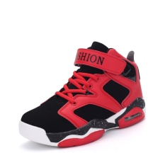 Danji Women Sport Shoes Basketball Shoes (red) - Intl By Danji Official Flagship Store.