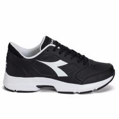 bf98c5d8 Diadora Shape 7 Sl Running Shoes (Jet Black/White)