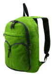 Durable Foldable Casual Backpack (Green) - thumbnail 1