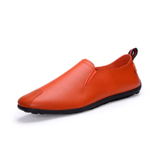 The British in spring and summer shoes slip-on (Moccosins orange is too small a code) (Moccosins orange is too small a code) Philippines