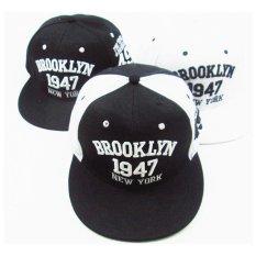 759c0d14de8 Brand 1947 Brooklyn Style Snapback Hats Adjustable Street Skateboard Hip  Hop Baseball Cap Falt Hat For
