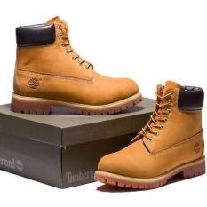 0b2f600e30 Fashion Hiking Boots For Timberland 10061 Greenindex Rating Men (Yellow) -  intl