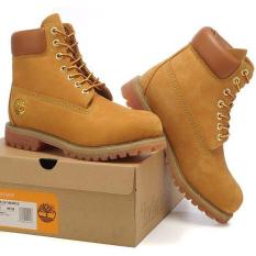 Fashion Hiking Boots For Timberland 10061 Men s Shoes (Yellow Gold) - intl b0cc01c02e43