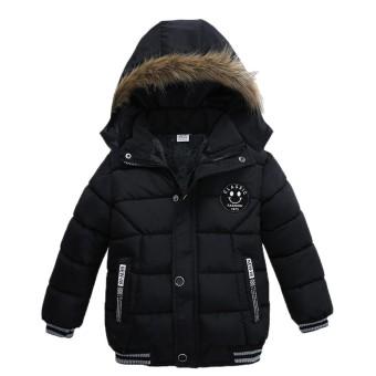 Fashion Kids Coat Boys Girls Thick Coat Padded Winter Jacket Clothes - intl