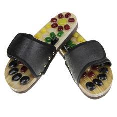 2cf1604e70cb Foot Massagers Sandal Reflex Slippers Acupuncture Flip Flops Foot Healthy  Fitness Revs Reflexology Massager Shoes For