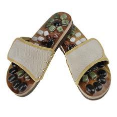 743528af30e Foot Massagers Sandal Reflex Slippers Acupuncture Flip Flops Foot Healthy  Fitness Revs Reflexology Massager Shoes For