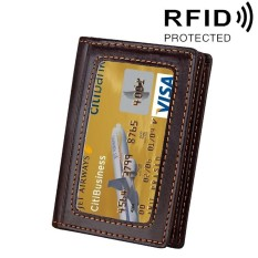 Unisex card holders for sale unisex travel card holders online genuine cowhide leather solid color card holder wallet rfid blocking coin purse card bag protect case reheart Choice Image