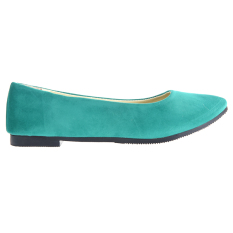 Gracefulvara 1 Pair Women Lady Boat Shoes Casual Flat Ballet Slip On Flats  Loafers Fashion Single