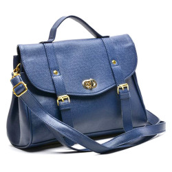 HDY Bridgette Bag (Navy Blue)