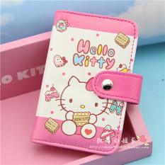 Unisex card holders for sale unisex travel card holders online hello kitty cute doraemon card case card holder kitty cookie kitty cookie reheart Choice Image