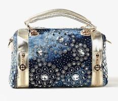 cbf1f045b2e0 iPinee Summer fashion women handbags designer diamond decoration oxford tote  bags casual ladies purse beach bag