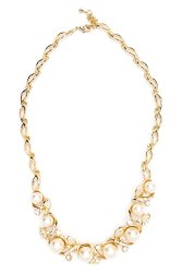 Jewelmine Carrie Necklace (Gold)