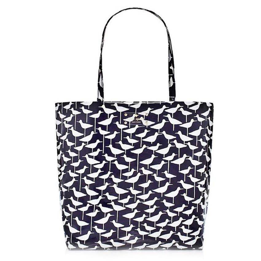 Kate Spade New York Wkru 3238 Sandpiper Bon Shopper Tote Bag Blue