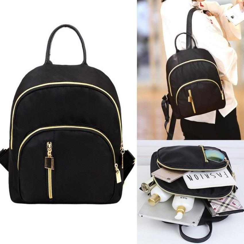 6f6acf990f55 Korean Mini Backpack Waterproof Bag Fashionable School Bag Backpack Casual  Office Bag