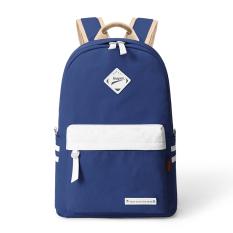 Junior High School Student s School bag bags Schoolgirl Korean Style Mori  Style Campus Simple Canvas University 567084346c