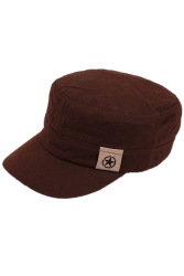 LALANG Unisex Sport Baseball Caps Plain Adjustable Coffee