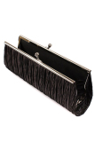 LALANG Women's Charm Purse Bag Handbag (Black) - thumbnail 1