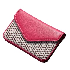 Unisex card holders for sale unisex travel card holders online leather business name card holder case wallet credit book with shut hot intl reheart Image collections