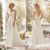 Linemart Women Wedding Evening Formal Dresses - thumbnail 2