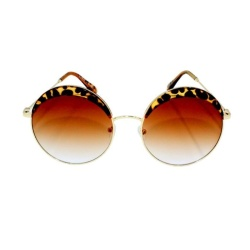 Maldives BS5965 Lady Marseilles Sunglasses (Leopard)