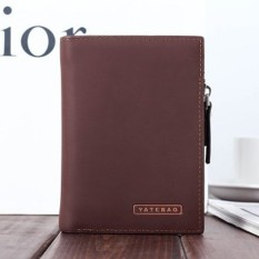 Byt Contacts Classic Vintage Cowhide Mens Leather Purse With Zipper Source · Male Zip Hasp Brand