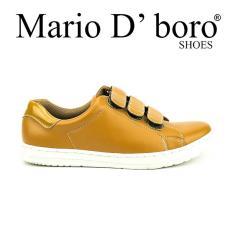 Mario D boro Runway Tee Formal Shoes (Tan) Philippines