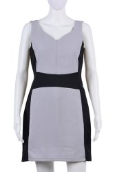 Martinni Erika Dress (Gray)
